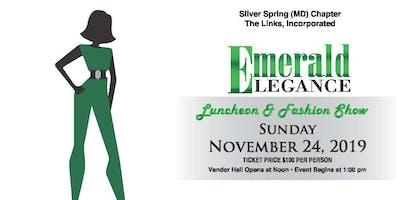 2019 Emerald Elegance Luncheon/Fashion Show