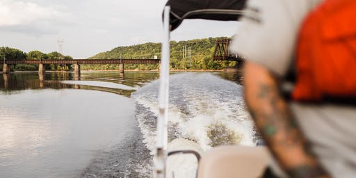 Pontoon Tour (Members-Only)