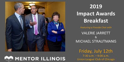 2019 MENTOR Illinois Impact Awards Breakfast