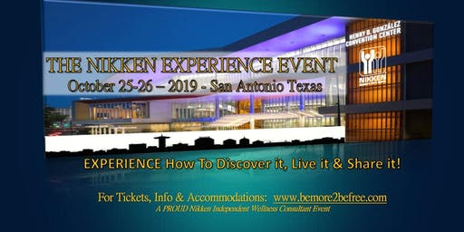 2019 The Nikken Experience Event
