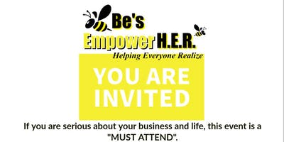 Be's Empower H.E.R. Inc Conference