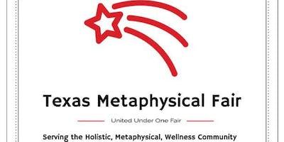 Texas Metaphysical Fair in Killeen, Texas, May 19, 2019