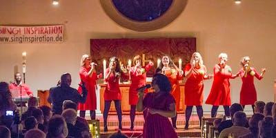 Gospelkonzert mit Sing! Inspiration