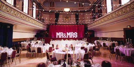 Dewsbury Town Hall Wedding Fayre tickets