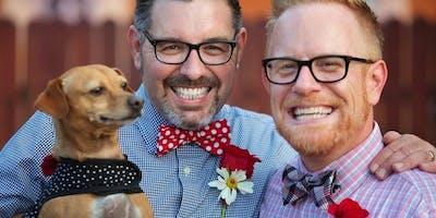 Speed Dating in Atlanta| Gay Man Singles Event | Seen on BravoTV!