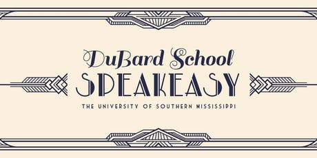 DuBard School Speakeasy 2019 tickets