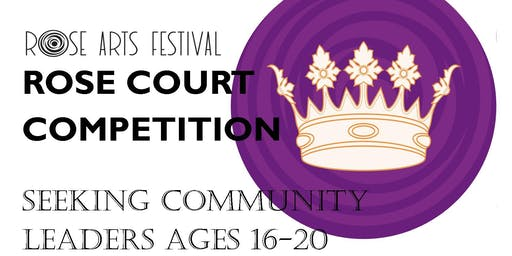 Rose Court Competition