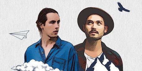 Garrett Kato + Riley Pearce | Cord Club, München Tickets