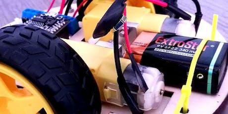 Corso di robotica e stampa 3D (13-16 anni) tickets