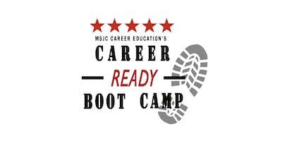 MSJC Career Ready Bootcamp - MVC