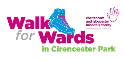 Walk for Wards Gloucestershire Hospitals 2019