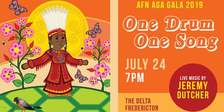 One Drum One Song: AFN AGA Gala 2019 at Delta Fredericton tickets
