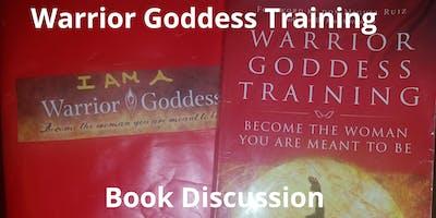 Warrior Goddess Training Book Discussion