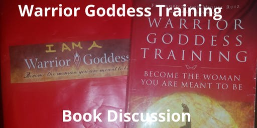 Warrior Goddess Training Book Discussion