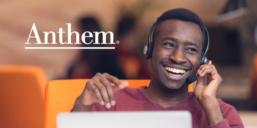 Anthem Customer Service Hiring Fair - Houston, TX