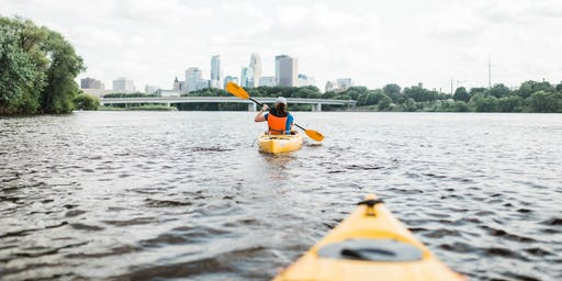 Paddle with a Ranger - Minneapolis