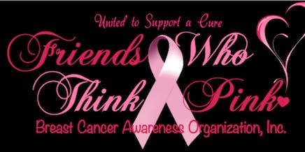 Friends Who Think Pink Annual Breast Cancer Awareness Benefit Gala