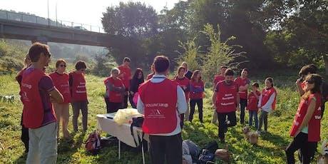 Proyecto Ríos -Voluntariado ecológico en el río Ripoll entradas