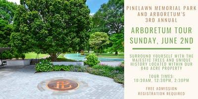Pinelawn Memorial Park And Arboretum 3rd Annual Arboretum Tour
