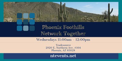 Phoenix Foothills Business Connections