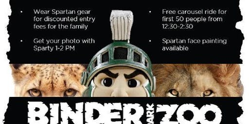 MSU Day at Binder Park Zoo