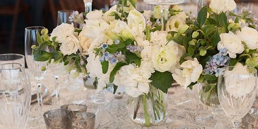 Floral and Tablescape Design Demo with Dawn Kelly of Soirée Floral