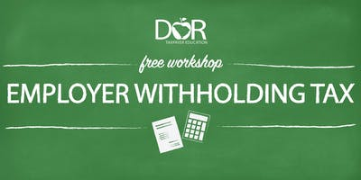 Withholding Tax Workshop