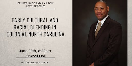 Race, Gender, and Jim Crow Lecture Series