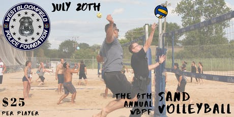 Sand Volleyball Tournament tickets