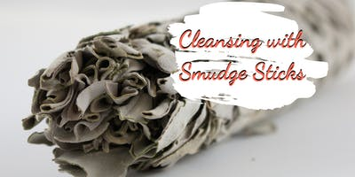 Cleansing with Smudge Sticks