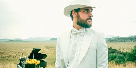 Robert Ellis - Texas Piano Man @ Andy's Bar (Venue) tickets