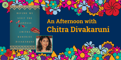 An Afternoon with Chitra Divakaruni