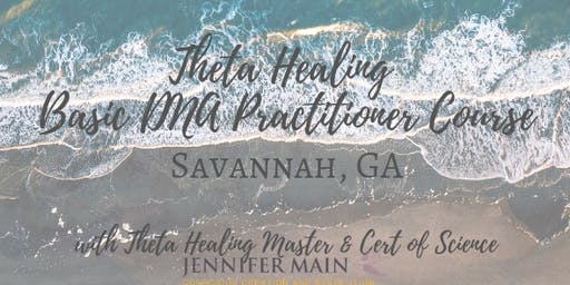 Theta Healing Basic Course, Savannah
