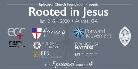 ECF Presents: Rooted in Jesus tickets