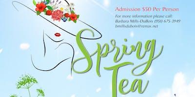 Women's Council 12th Annual Spring Tea