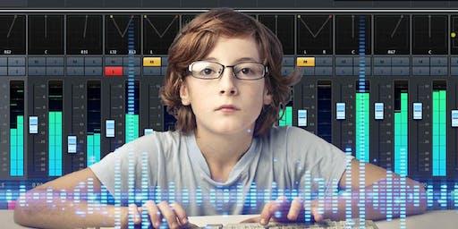 Corso di computer music (11-14 anni)