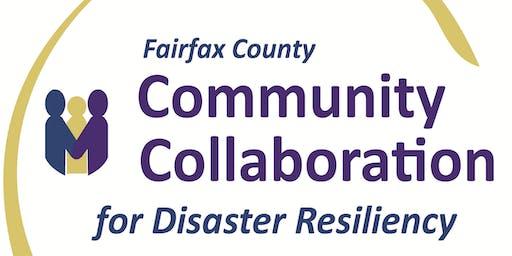 Community Resiliency Group (CRGs) Region #3 Meeting