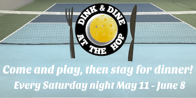 House of Pickleball Presents: Pickles & Picnics