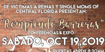 ROMPIENDO BARRERAS / BREAKING BARRIERS CONFERENCIA Y EXPO DE MUJERES