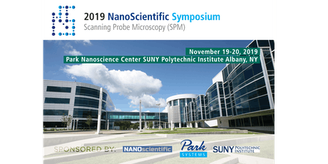 2019 NanoScientific Symposium on SPM tickets