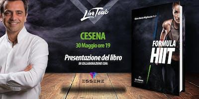 CESENA | Presentazione libro Formula HIIT