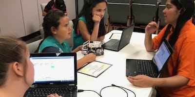 Junior Robotics Workshop- Badges 1, 2, 3 (May 25 2019)