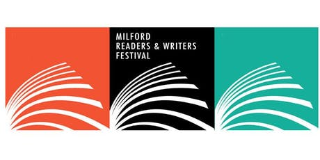 2019 Milford Readers & Writers Festival tickets