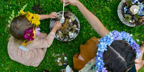 Fairy Gardens & Floral Crowns tickets