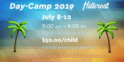 Hillcrest Day Camp
