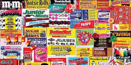History of Candy tickets