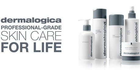 Something exciting is coming to dermalogica........ tickets