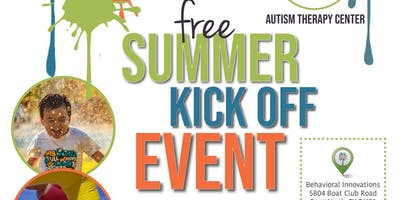 Free Summer Kick off Event