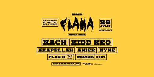 Barna Flama Urban Fest 2019