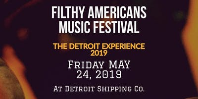 The Detroit Experience  Music Festival 2019